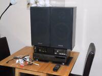 Technics vintage hi-fi seperates
