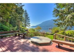 North and West Vancouver Homes wit Acreage from $4,488,000