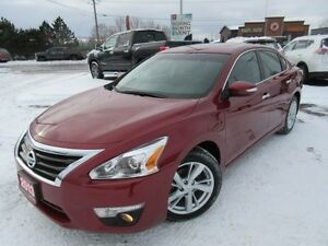 2013 NISSAN ALTIMA 2.5 SL LEATHER S-ROOF H-SEATS BOSE CAMERA SPO