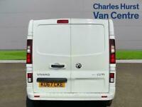 2017 Vauxhall Vivaro 2700 1.6Cdti 120Ps Sportive H1 Van Van Diesel Manual