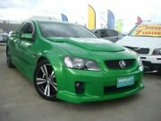 2007 Holden Ute VE SV6 Green 5 Speed Sports Automatic Utility Enfield Port Adelaide Area Preview