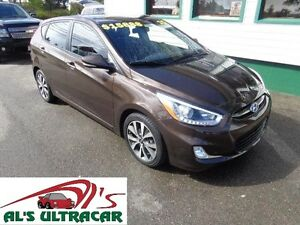 2015 Hyundai Accent GLS w/ Sunroof & Alloys!