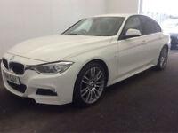 BMW 330 3.0TD 258bhp 4X4 s/s Auto 4X4 M Sport BUY FOR ONLY £199 A MONTH FINANCE