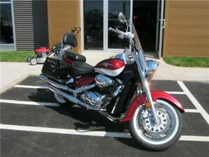 2008 Suzuki Boulevard C50T - FINANCING AVAILABLE!!