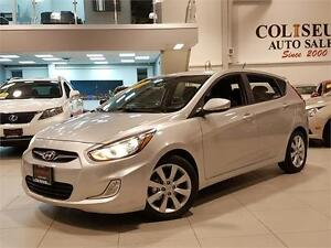 2013 Hyundai Accent GLS **P/ROOF-ALLOYS/BLUE TOOTH/HEATED SEATS*