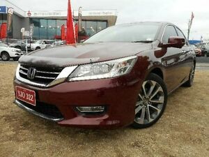 2013 Honda Accord 60 V6-L Burgundy 5 Speed Automatic Sedan Belconnen Belconnen Area Preview