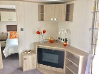 A brand new luxury development of holiday homes in Trecco Bay Holiday Park