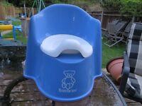 Baby Bjorn Potty Chair