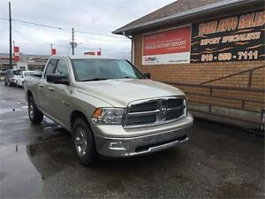 2010 Dodge Ram 1500 **HEMI**BACK- UP CAMERA**QUAD CAB***4X4***