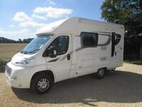 2014 BESSACARR E412 LOW MILEAGE, ONE OWNER, TWO BERTH MOTORHOME FOR SALE