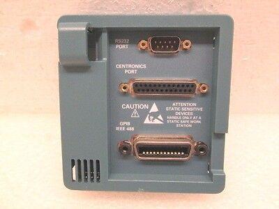 Tektronix Tds2cm 200 Series Extension Module - Adds Gpib Serial Centronics Ports
