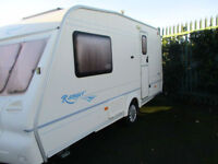 Bailey 460/2 2 berth tourer