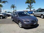 2009 Mazda 3 BK10F2 MY08 Neo Sport Grey 5 Speed Manual Hatchback Heatherton Kingston Area Preview
