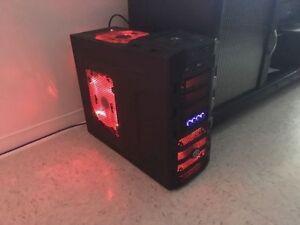 Desktop computer gamer 8cores/16gb ram /1050gtx ti 4gb