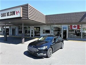 2017 Ford Fusion 2.0 ECO-BOOST AWD
