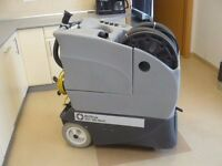 Carpet Cleaning machine,twin jet wand 1200 PSI Tersus Dual KING COBRA 1200 pro Nilfisk HSC 585
