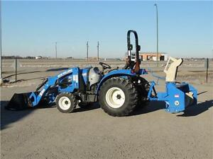 "2016 Farm King Y660B Snow Blower - 66"", Requires 22 – 40 hp."