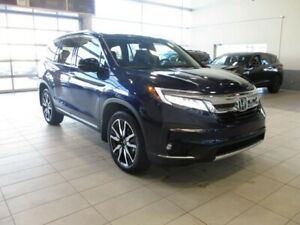 2019 Honda Pilot Touring DVD Back Up Cam Heated Leather