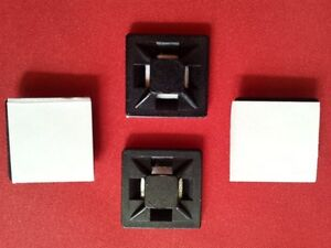 10-Self-Adhesive-Cable-Tie-Mounts-20mmx-20mm-cable-up-to-4-8mm