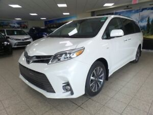 2018 Toyota Sienna Limited AWD | Remote Start