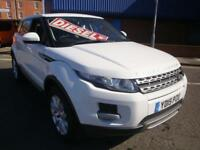 15 LANDROVER EVOQUE ED4 PURE DIESEL *HEATED LEATHER*SENSORS*