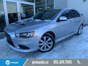 2014 Mitsubishi Lancer RALLIART 237HP AWD 2 SETS OF TIRES FUN CA