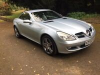 2005 Mercedes SLK 200 Kompressor automatic convertible excellent service history POSS PART EXCHANGE