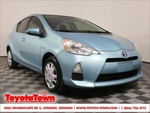 2014 Toyota Prius c SINGLE OWNER TECHNOLOGY PACKAGE NAVIGATION