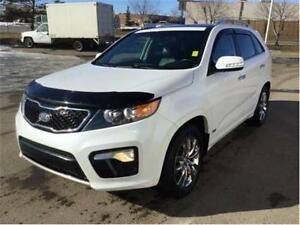 2012 Kia Sorento SX AWD LEATHER NAV SUNROOF $155 BW!