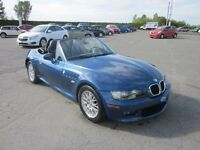 BMW Z3 Series Z3 2dr Roadster 2.5i 2002