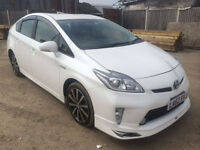 Toyota Prius 1.8 Hybrid 2013 (62) BODY KIT LOW MILEAGE