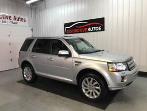 2013 Land Rover LR2 HSE AWD/LEATHER/NAVIGATION/BACKUP CAMERA