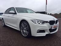 BMW 320D M-SPORT 2014 HIGH SPEC XENONS