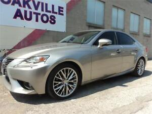 2014 Lexus IS 250 AWD BACKUP CAMERA COOLED SEATS AUTO SAFETY INC