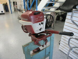 Classic 1950's Johnson 5.5HP Outboard