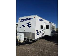 JUST ARRIVED!!2006 THOR TRANSPORT 27BH!!TOY HAULER!!BUNKS!!