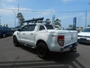 2013 Ford Ranger PX XLT Double Cab White 6 Speed Sports Automatic Utility Nowra Nowra-Bomaderry Preview