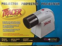 BRAND NEW TRACER PROJECTOR- Enlarge up to 14x