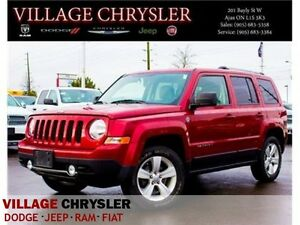 2014 Jeep Patriot Limited 4X4 Leather,Heated Front Seats,Power D
