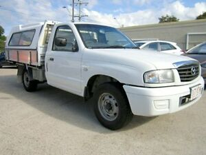 2006 Mazda Bravo B2500 DX White 5 Speed Manual Cab Chassis Noosaville Noosa Area Preview