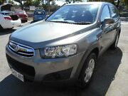 2011 Holden Captiva CG Series II 7 SX (FWD) Grey 6 Speed Automatic Wagon Woodville Charles Sturt Area Preview