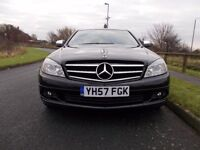 Mercedes c 200 se 6 speed manual 2.2 diesel