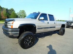 ISO - 8' BOX CHEVY SILVERADO 2005