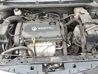 vauxhall astra 1.6 xer engine out of a 2009 with 46k miles and warranty