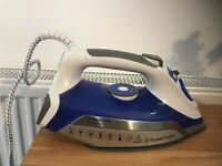 Iron Russel Hobbs and Ironing Board
