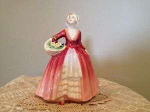 Royal Doulton Figurine - Janet