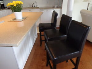 counter chairs Kitchener / Waterloo Kitchener Area image 1