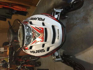 **EXCELLENT CONDITION POLARIS SNOWMOBILE