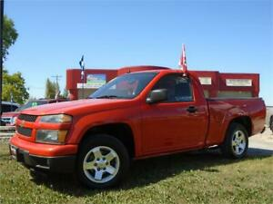 2010 Chevrolet Colorado LT Reg Cab RWD **ONLY 90,000kms!**