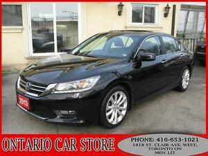 2013 Honda Accord TOURING NAVI./ BACK UP CAM LEATHER SUNROOF